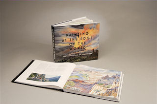 Painting at the Edge of the World: The Watercolours of Tony Foster - Standard Edition
