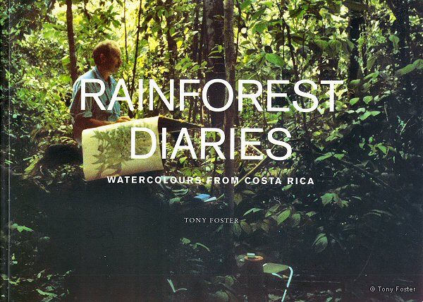 Tony Foster's Rainforest Diaries Catalogue